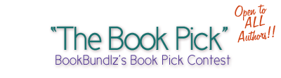 The book pick book contest, open to all authors