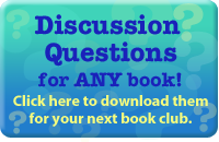General reading guide discussion questions to be used with ANY book your book club or reading group might be discussing.